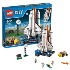 Конструктор Lego City Космодром