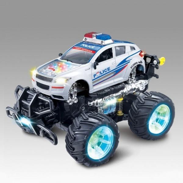 Радиоуправляемая машина Форд-полиция