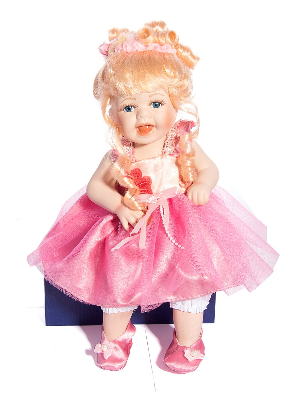 Коллекционная кукла Забава