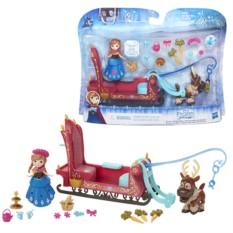 Набор маленьких кукол Disney Princess Холодное сердце