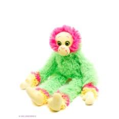 Мягкая игрушка СмолТойс Машка-обнимашка зеленого цвета