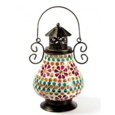 Декоративный фонарь-подсвечник