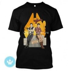 Мужская футболка HAN & MAL