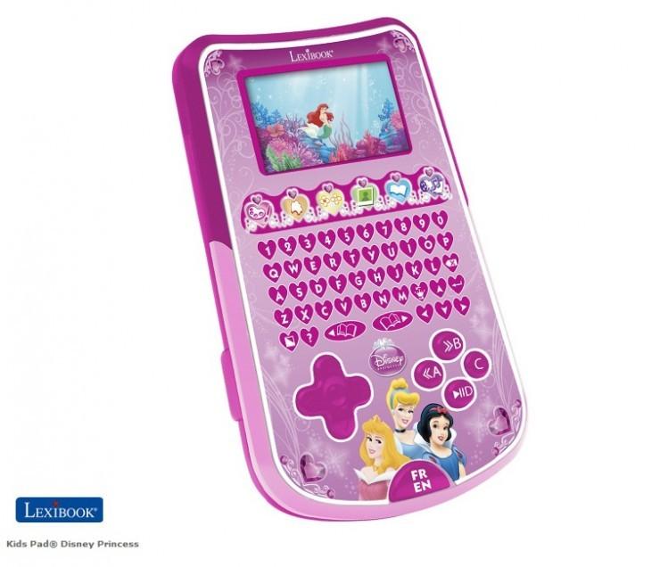 Детский компьютер-планшетник Lexibook Принцессы
