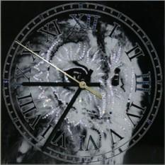 Часы с кристаллами Swarovski Зоркий взгляд