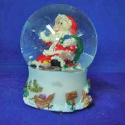 Шар «Снежный Дед Мороз»