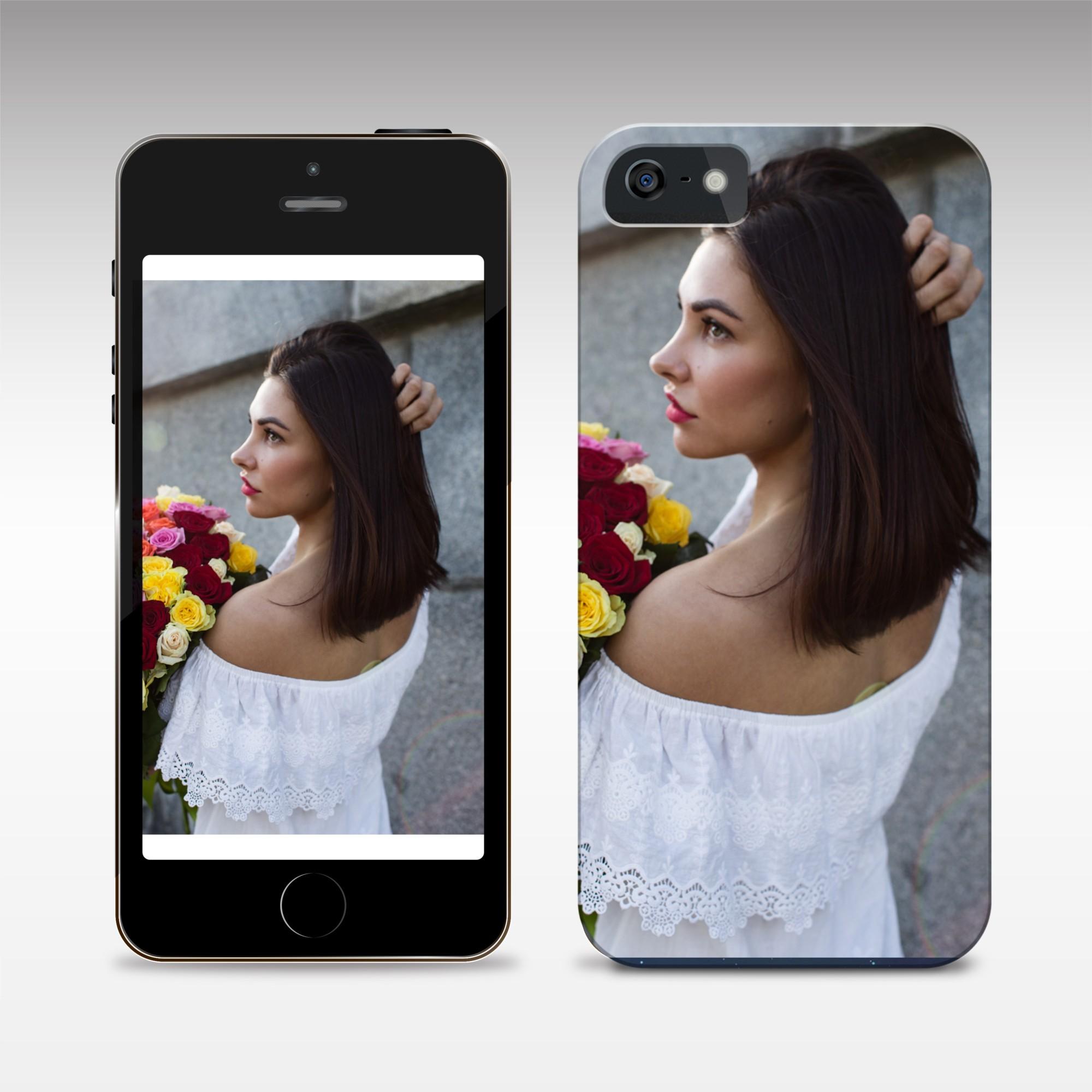 Чехол на iPhone с фотографией