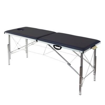 Складной массажный стол с системой тросов и изменением высоты