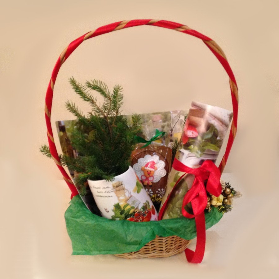 Новогодний подарочный набор Свежая кухня