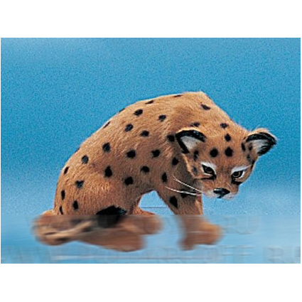 Игрушка «Леопард»
