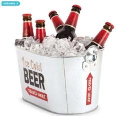 Ведро для охлаждения пива Party Тime