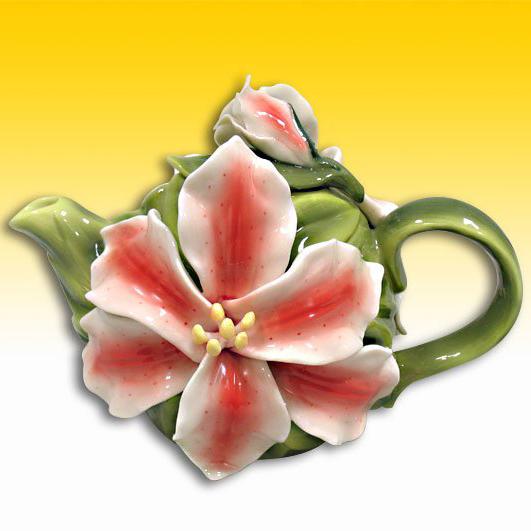 Чайник «Лилия»