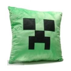Плюшевая подушка Крипер