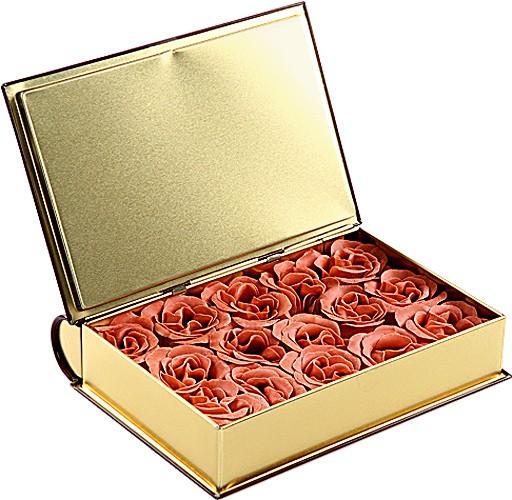 Арома-мыло «Шоколадные розы»