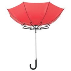Красный зонт-трость «Ветер»