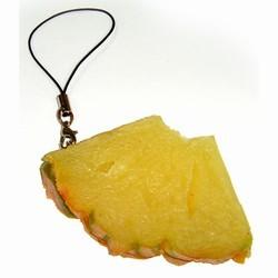 Брелок Ломтик ананаса