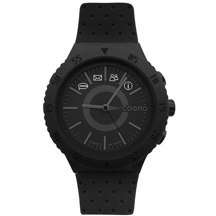 Черные умные часы Cogito Pop Watch