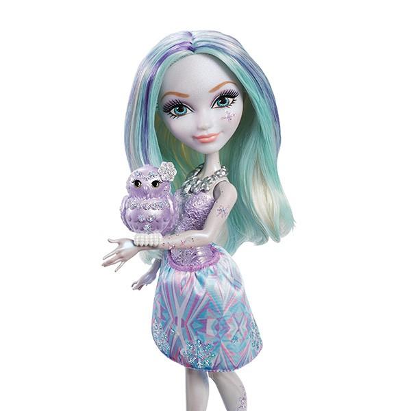Кукла Ever After High Блестящий вихрь. Кристал Винтер