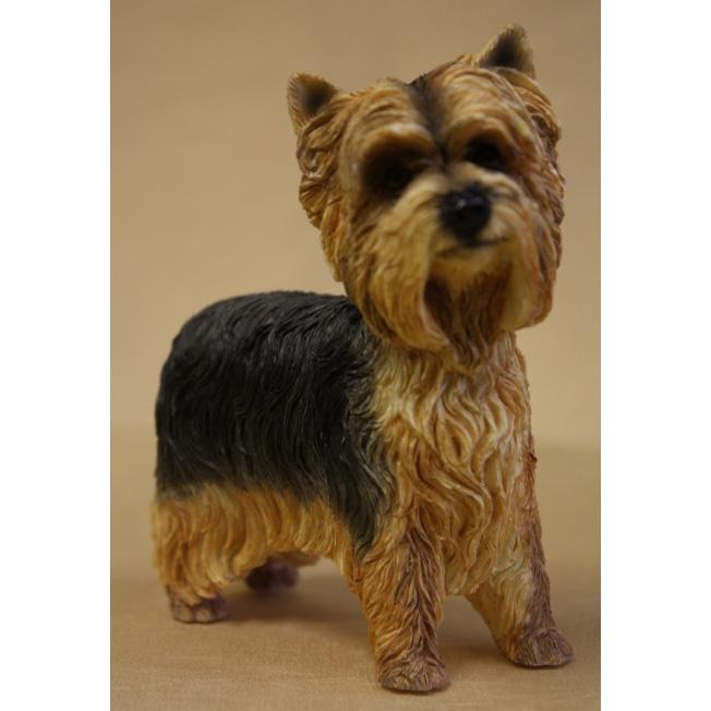 Статуэтка собаки «Йоркширский Терьер»