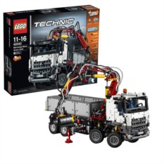 Конструктор Lego Technic Mercedes-Benz Arocs