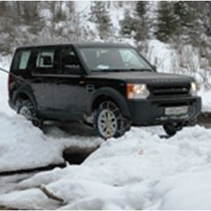 Внедорожный экстрим с Land Rover