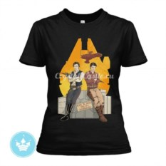 Женская футболка HAN & MAL