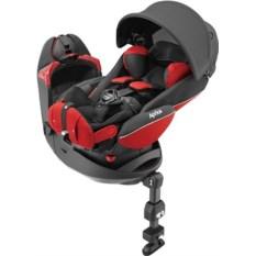 Детское автокресло Aprica Fladea (цвет: черный/красный)
