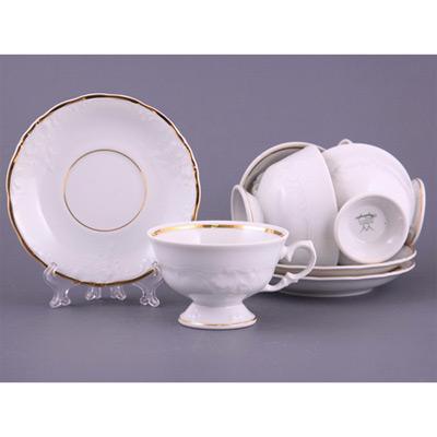 Чайный набор на 6 персон «Фредерика»