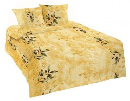 Комплект постельного белья Оливки (бязь)