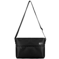 Черная женская сумка City Plume