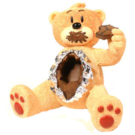 Медведь Шелдон