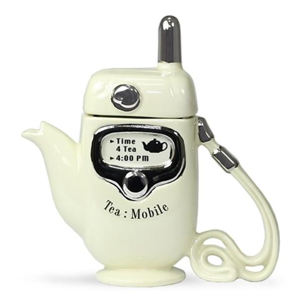 Чудо чайник «Мобильник» (маленький)