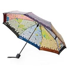 Зонт London Map