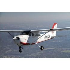 30 минут полета на Cessna-172