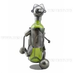 Подставка для бутылки Футболист