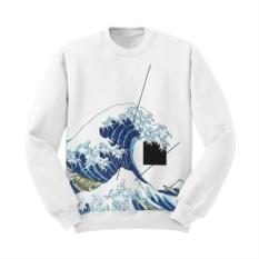 Мужской свитшот THE BIG WAVE