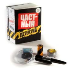 Сюжето-ролевая игра «Частный детектив»