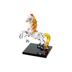 Хрустальная статуэтка Лошадь (китайский зодиак)