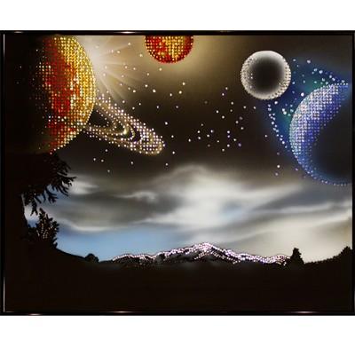 Картина «Космическое фентези»