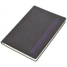 Фиолетовый бизнес-блокнот А5 Elegance