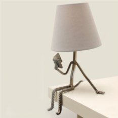 Лампа Человек с книгой