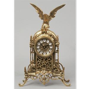 Часы с орлом