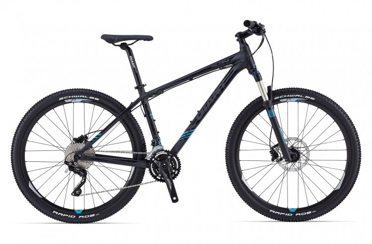 Велосипед Giant Talon 27.5 1 (2014)