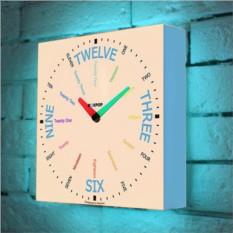 Часы-ночник для мальчика