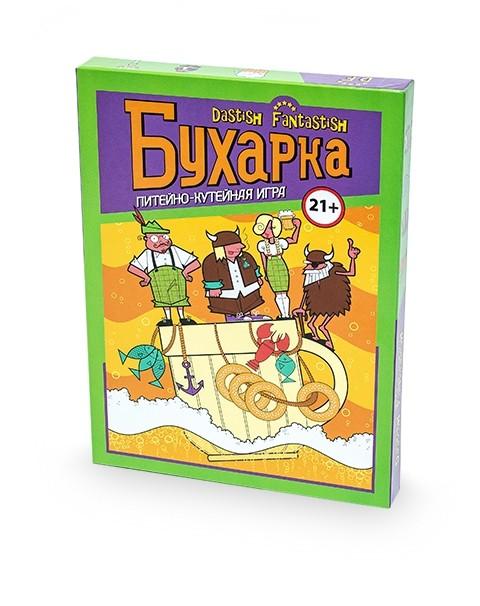 Алкогольная игра Бухарка