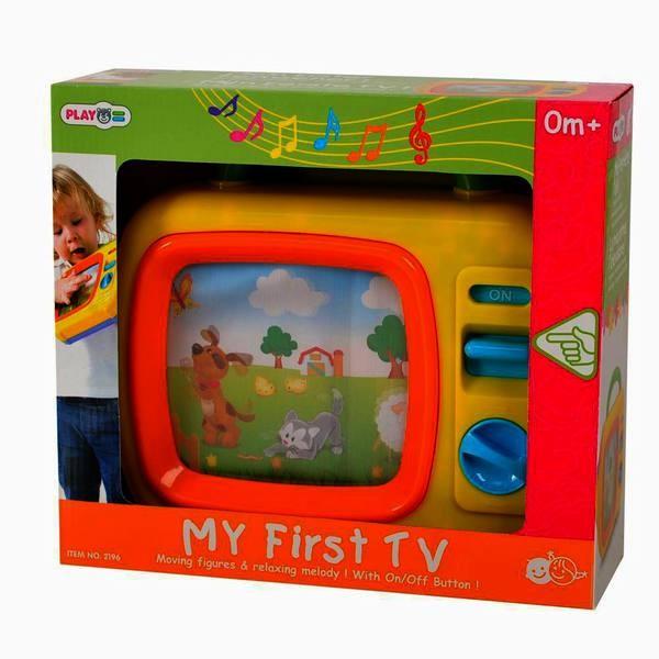 Развивающий центр Playgo Телевизор