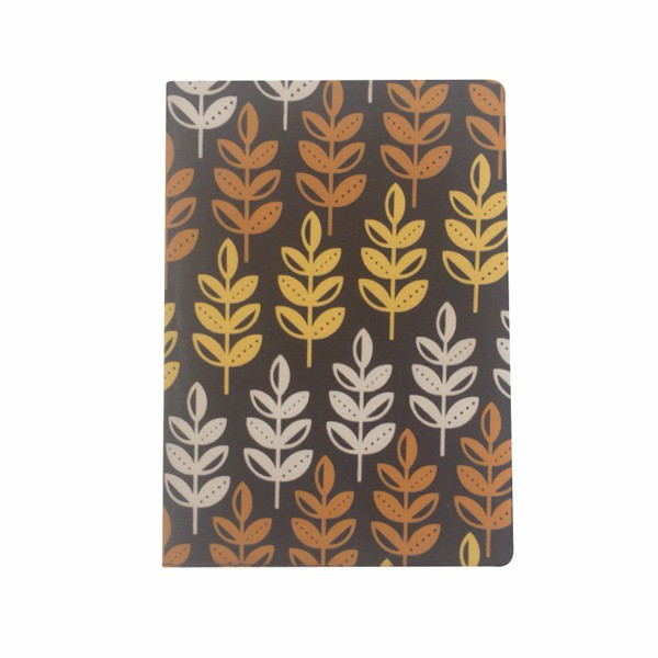 Обложка для паспорта «Листья»