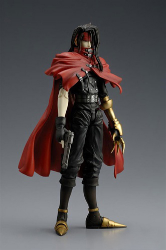 Фигурка Аниме Final Fantasy VII Vincent Valentine