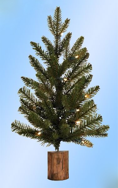 Искусственная елка Пристон