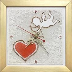 Часы из песка Стрелки Амура